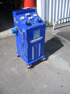 Transmission Flushing Unit